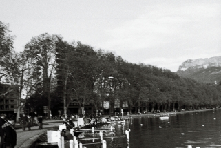 Olympus OM 100- Annecy