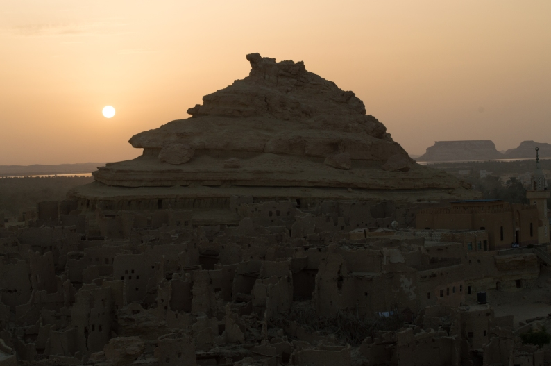 Citadel, Siwa, Egypt