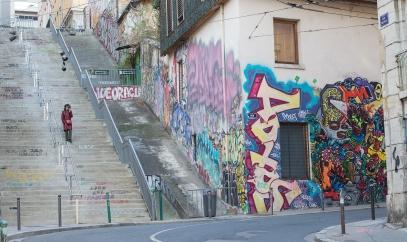 Croix Rousse, Lyon